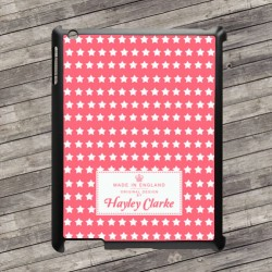 iPad and Tablet Case Stars Design Personalised