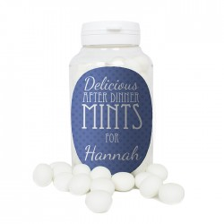 Personalised After Dinner Mints