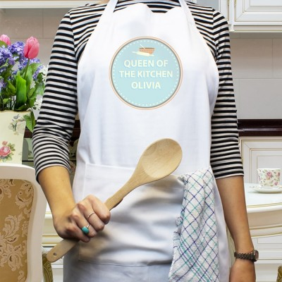 Baker Apron Personalised