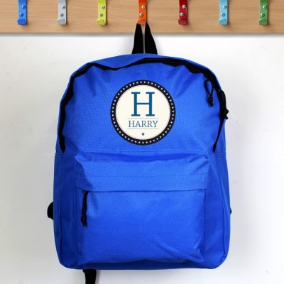 Backpack Personalised