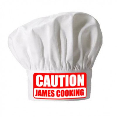 Chefs Hat Personalised
