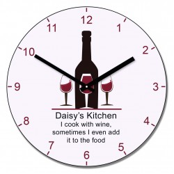 .......'s kitchen wall clock