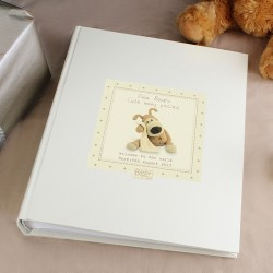 Baby Boofle Album with Sleeves Personalised