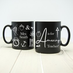 Personalised Teacher Mug