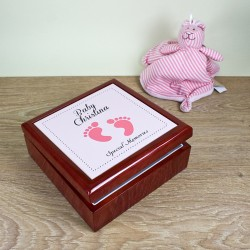 Baby Keepsake Box - Special Memories
