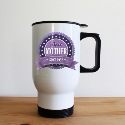 Best Mother Since Travel Mug