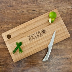 Chef of the Year Chopping Board