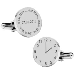 Best Man...special time cufflinks