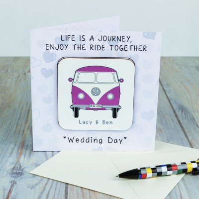 Coaster Card - Life is a Journey