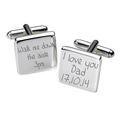 Down the Aisle Cufflinks