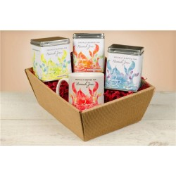 Modern Design Tea Hamper