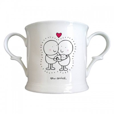 Chilli & Bubble's New Baby Loving Cup