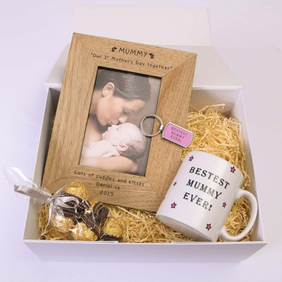 On Our 1st Mothers Day Together Goody Box