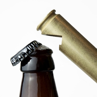 50 Calibre Bullet Shell Bottle Opener Personalised