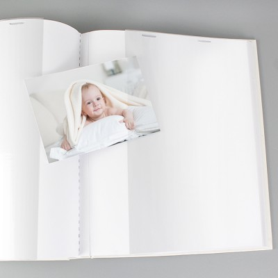 Personalised Baby Boofle Album with Sleeves