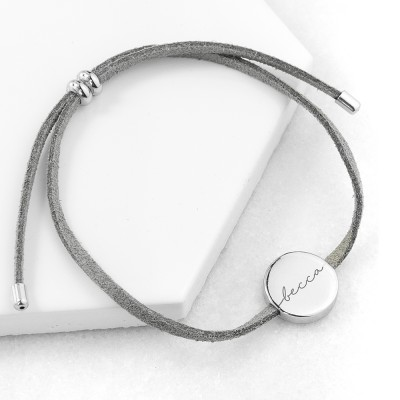 Personalised Always With You Name Bracelet