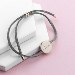 Always With You Name Bracelet